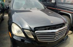2011 Mercedes-Benz E550 Automatic Petrol well maintained for sale
