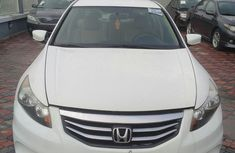 Honda Accord 2012 White