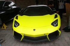 Lamborghini Aventador 2011 for sale
