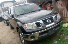Tokunbo Nissan Frontier 2012 Black for sale