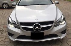 Almost brand new Mercedes-Benz E420 2014 for sale