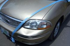 Ford Windstar 2001 Gold for sale