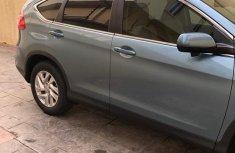 Honda CR-V 2016 Blue for sale