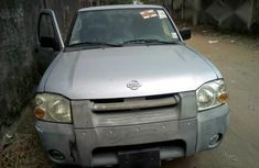 Nissan Frontier 2002 Silver for sale