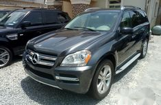 Mercedes Benz GL450 2010 Gray for sale