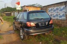 Lexus RX 1999 Black for sale