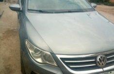 Volkswagen Passat CC 2009 Gray for sale
