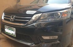 Honda Accord 2015 Black for sale