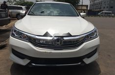 Almost brand new Honda Accord 2017 for sale