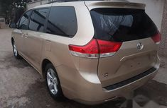 Toyota Sienna 2011 Brown for sale