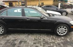 Mercedes-Benz S550 2009 Black For Sale