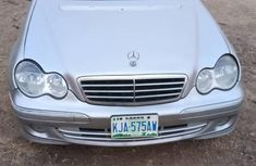 Mercedes-Benz C320 2005 Silver for sale