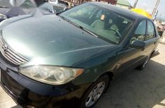 Toyota Camry 2004 Green for sale