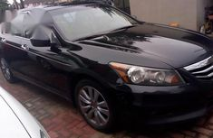 Honda Accord 2011 Black for sale