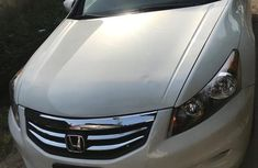 Honda Accord 2012 Sedan EX V-6 White for sale