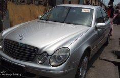 Mercedes-Benz E200 2005 for sale