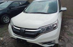 Honda CR-V Touring 2015 White