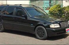 Mercedes-Benz C180 2000 Black for sale