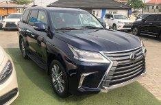 Lexus LX 2017 Automatic Petrol for sale