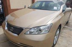 Super Clean Lexus ES 350 2007 Gold for sale