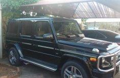 Mercedes-Benz G63 2013 Petrol Automatic Black