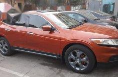Honda Accord CrossTour 2013 Orange for sale