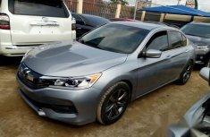 Honda Accord LX Sedan 2016 Silver for sale