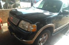 Ford Explorer 2003 4.6 Black for sale