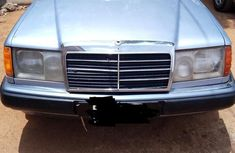 Mercedes-Benz 230E 1997 Blue for sale