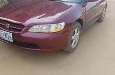 Honda Accord 2000 Red for sale