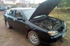 Nissan Primera 2002 Black for sale