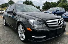 Mercedes-Benz CLC 2013 Black For Sale