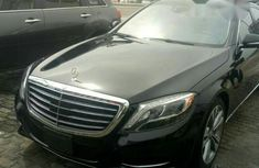 Mercedes-Benz S Class S550 2015 Black For Sale
