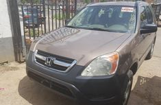 2004 Honda CR-V Automatic Petrol well maintained