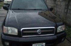 Nissan Pathifider 2003 Black for sale