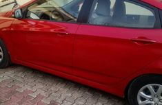 Hyundai Accent 2015 Red for sale