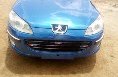 Peugeot 407 2007 Blue for sale
