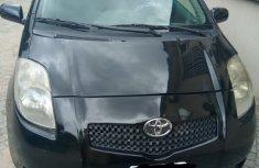 Toyota Yaris 2007 1.5 Black for sale