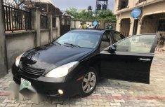 Lexus ES 2004 Black for sale
