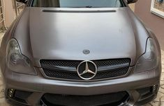 Mercedes-Benz CLS 500 2007 Silver for sale