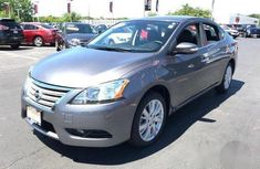 Fresh New Nissan Sentra 2015 Gray for sale