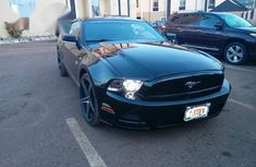Ford Mustang 2013 Black for sale