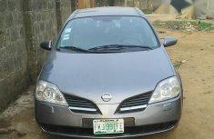 Nissan Primera 2003 Break Gray for sale
