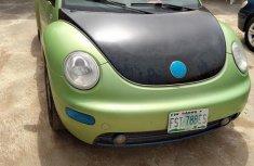 Volkswagen Beetle 2005 Green for sale
