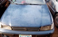 Toyota Carina 1991 Blue for sale