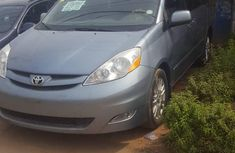 Toyota Sienna 2010 XLE 7 Passenger Gray for sale