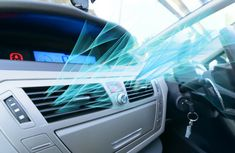 Most effective ways of cooling down a hot vehicle