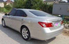 Lexus ES 2007 Silver for sale