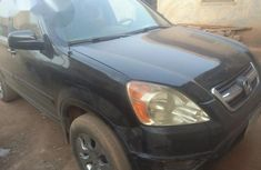 Honda CR-V 2003 Black for sale
