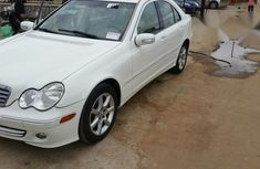 Mercedes-Benz C280 2007 White for sale